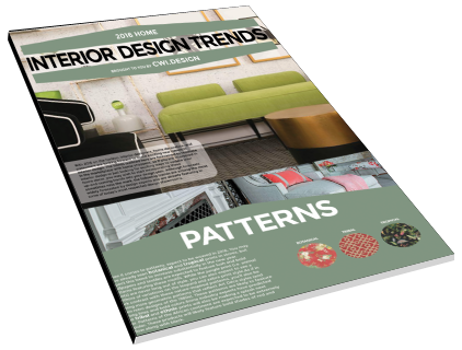 Interior Design trends 2016 Free ebook