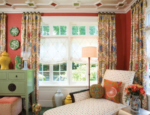 Changing Up Your Window Treatments for Summer: Revisiting the Curtain