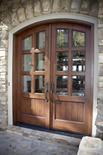 hard-wood-front-doors