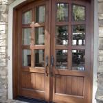 hard-wood-front-doors