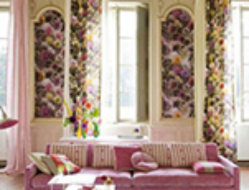 Incorporating Elegent Floral Accents into Your Home