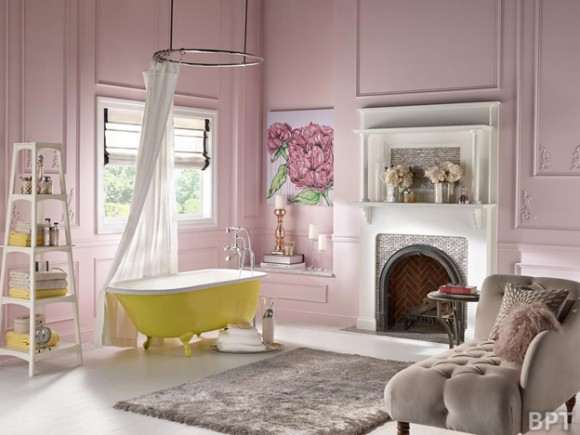 2015 Sneak Peek: Hot Home Decor Color Trends