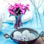 Spring Decor table