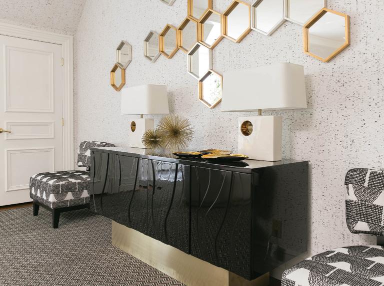Interior Design Client Saddle River Bergen County Nj Cwi