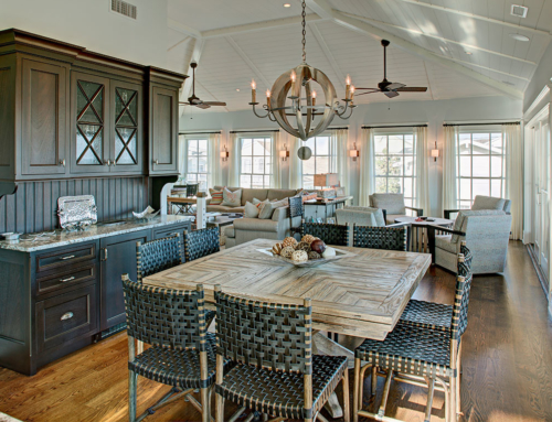 Choosing Your Flooring When the Dining Room Connects to the Living Room
