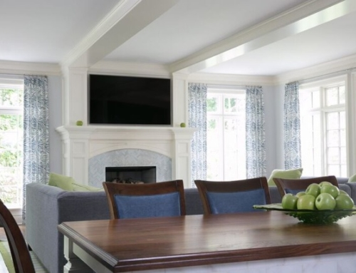 The Open Floor Plan – Transitioning a Kitchen and Dining Room to Blend Well