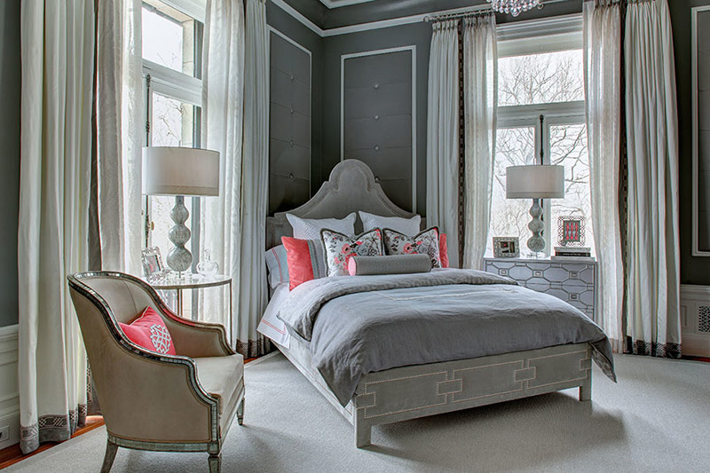 How to make a small bedroom look more luxurious for Award winning interior design