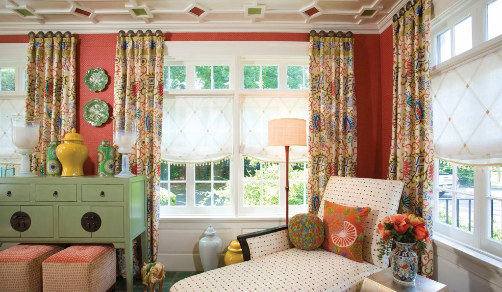 What Are the Design Rules for Choosing Window Treatments in an Open Space?