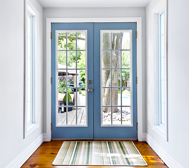 The Most Unique Feature Of The French Doors Is Its Glass And Panel  Composition. Usually, This Type Of Door Contains Few Door Panels And Is  Accentuated With ...
