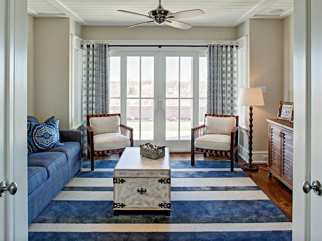 Jersey Shore seaside house retreat Interior Design - CW&I NJ