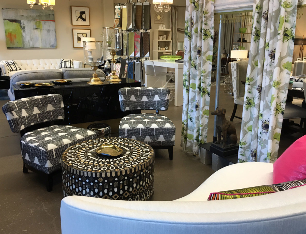 A visit to our Design & Fabric Showroom