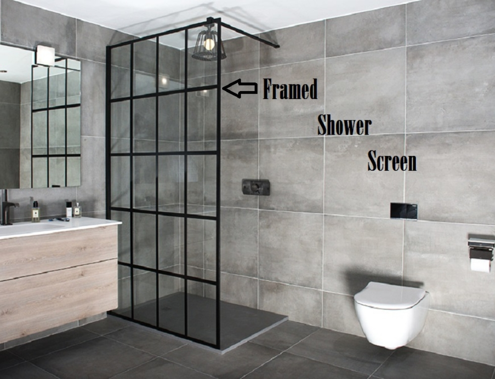 Make Stylist Look of Your Bathroom by electing Shower Screens